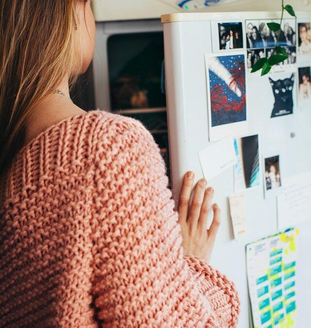 Kitchen Makeover Part 2 – Refrigerator Edition