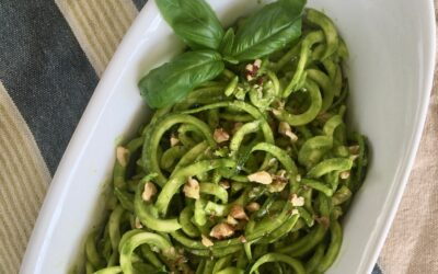Green Goddess Zoodles